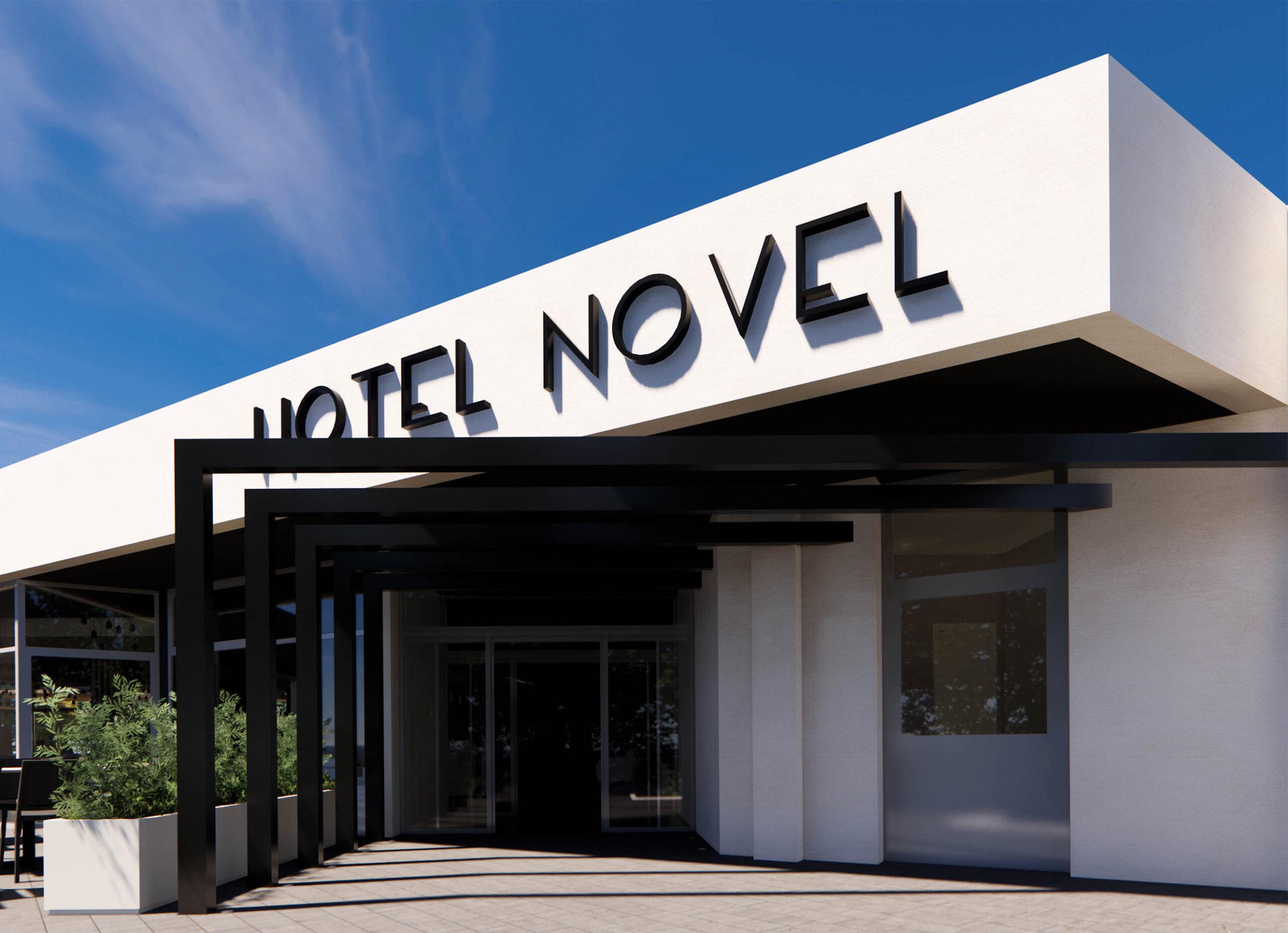 REMODELACIÓN HOTEL NOVEL